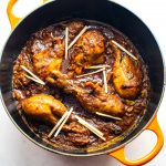 Indian Handi Murgh Chicken Curry